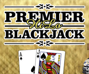 BlackJack Premier Blackjack Hi Lo Gold