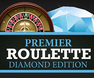 Roleta Premier Roulette Diamond Editi