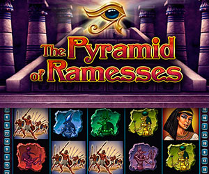 Slots Pyramid of Ramesses