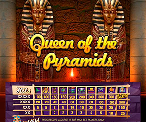 Slots Queen of the Pyramids