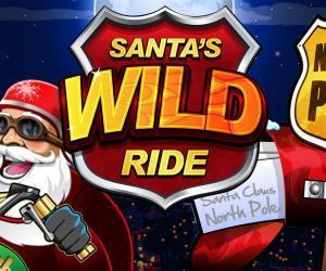 Slots Santa's Wild Ride