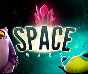Slots Space Wars