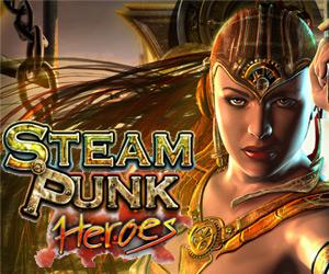 Slots Steam Punk Heroes