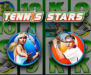 Slots Tennis Stars