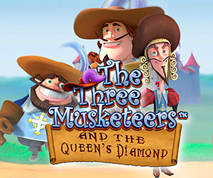 Slots The Three Musketeers