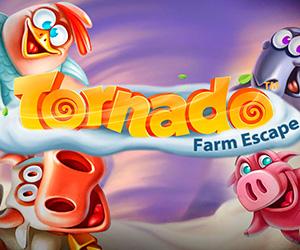 Slots Tornado: Farm Escape