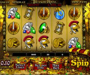 Slots Treasure Room