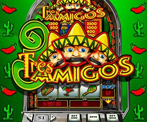 Slots Tres Amigos