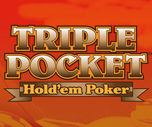 Video Poker Triple Pocket Holdem Poker