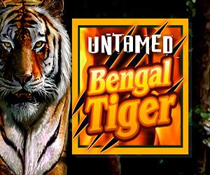 Slots Untamed Bengal Tiger