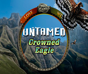Slots Untamed Crowned Eagle