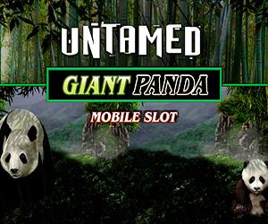Slots Untamed Giant Panda