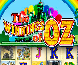 Slots Winnings of Oz