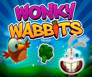 Slots Wonky Wabbits
