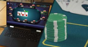 O jogo de pôquer e o pôquer online