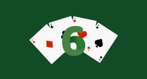 Os 6 conselhos de Blackjack que você não sabe!