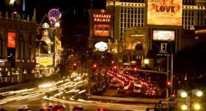 Globo vai de Macau a Las Vegas em pouco mais de uma semana