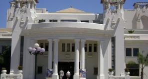 Conheça o Casino Viña del Mar e seu estilo grego!