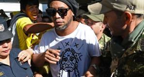 Cassino no Paraguai e Ronaldinho Gaúcho preso