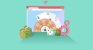 Como funciona cassino online?