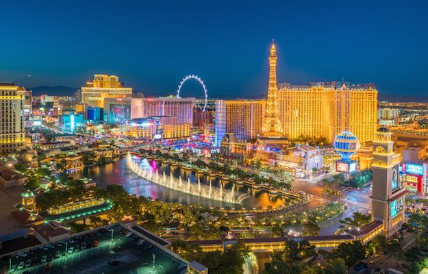 Os 5 melhores cassinos de Las Vegas