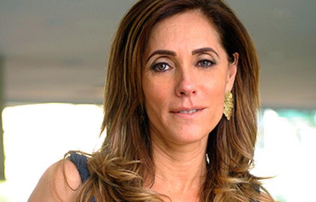 Christiane Torloni defende legalização do jogo ao vivo na Globonews