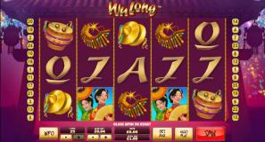 Como jogar a slot Wu Long?