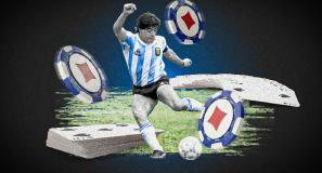 História de Maradona e Cassino