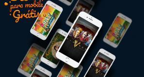 Slots grátis em plataformas móveis!